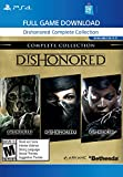 Dishonored Complete Edition - PS4 [Digital Code]
