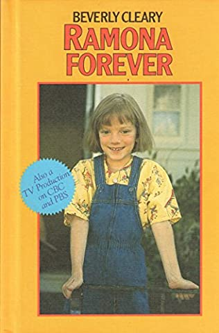 book cover of Ramona Forever