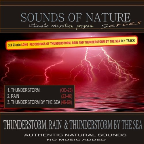 Thunderstorm, Rain and Thunder...