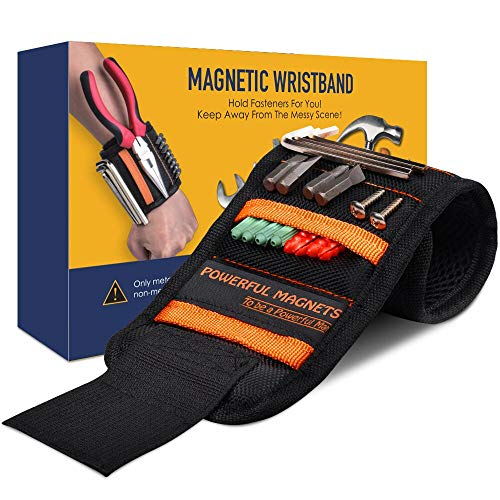 Magnetic Wristband for Screws15