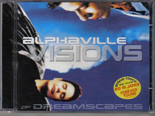 Alphaville - Alphaville - Visions Of Dreamscapes - Cd - Brasil- Rare! - Zortam Music