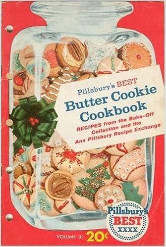 cookbooks Vintage pilsbury