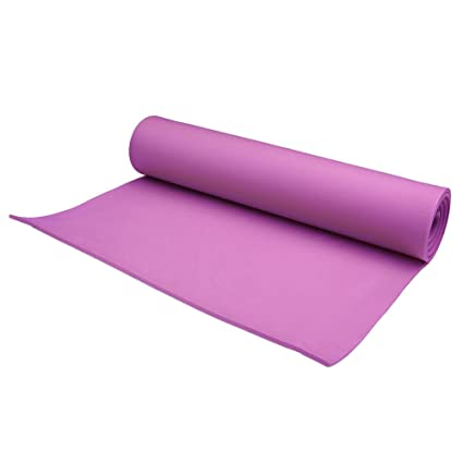 Amazon.com : Fanct 6mm Thick Durable Exercise Fitness Non ...