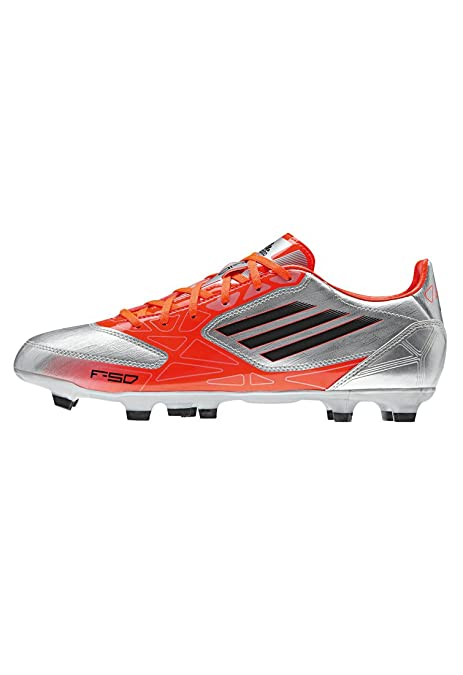 the latest 475ca 440c8 Adidas F10 TRX FG, Chaussures de Foot pour Homme Multicolore MetsilBlack -  -