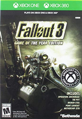 Fallout 3 - Xbox 360 Game of the Year Edition
