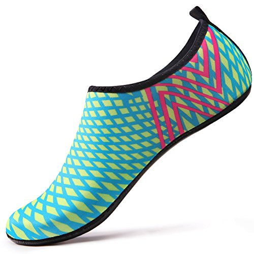 STEELEMENT. Water Shoes Yoga Shoes for Men & Women Sports Yoga Socks Perfect Stockings for Hiking Climbing Swimming Athletic Travel(WS06-40) by STEELEMENT. (Image #1)