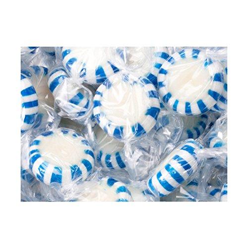 (Wintergreen Starlight Mints Candy: 5LB Bag)