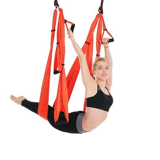 Conjunto De Hamacas De Yoga, Hamaca De Yoga Aérea con ...
