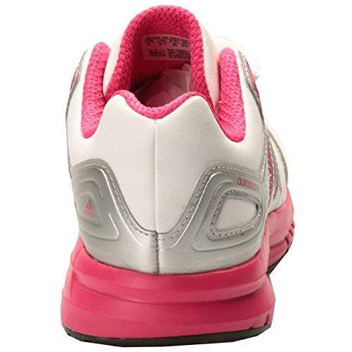 adidas Baskets junior fille Duramo 6 Syn (blanc)