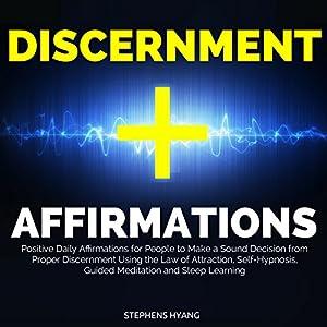Discernment Affirmations Audiobook