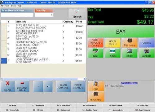 Register Express Professional support upgrades