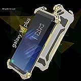 Samsung Galaxy S8 Metal Bumper case,Feitenn