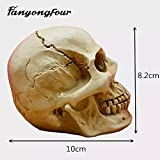 Halloween Decorations fondant tools 3D Skull Heads fondant cake mold silicone mold chocolate mold soap soap candles tool