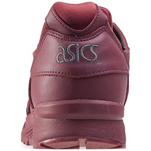 Burgundy Sneaker Lyte V Asics Bianco 2626 Gel qw1rwXB