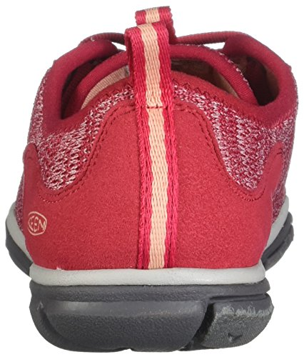 Women's Mary CNX Hush Keen Teaberry Flats Knit Jane Barberry Ra6wxfq