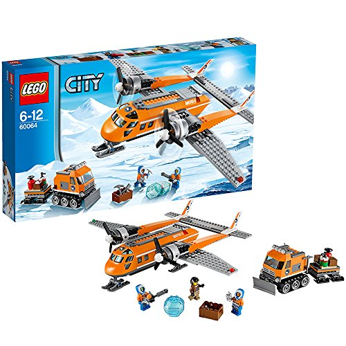 Lego City – 60064 – L'Avion de Ravitaillement