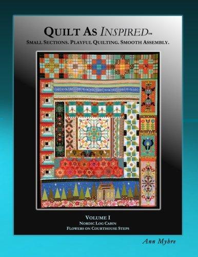 quilt as you go books - 8