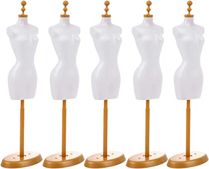 Fashion Doll Display Holder Dress Clothes Mannequin Model Stand For  Doll~ee