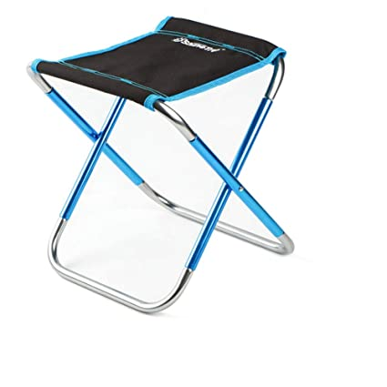 Amazon.com: GWFYXGS Ultralight Backpacking Silla Silla de Camping ...