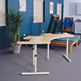 Quarter-Round Therashape Accessible Table