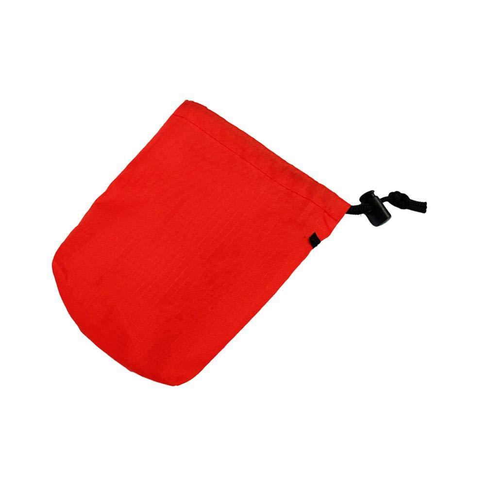 Rouge Grandnessry Sacs De Rangement Poche /À Cordon Sac /À Provisions Sac De Finition Poche De Tirage Sac Suspendu 16 14,5 Noir cm