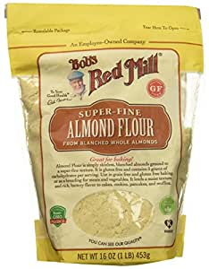 Amazon.com : Bob's Red Mill Super-Fine Almond Flour, 16