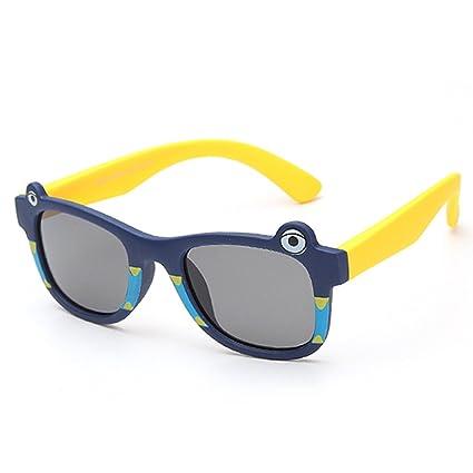 Amazon.com: Gafas de sol para niños, diseño de tiburón de ...