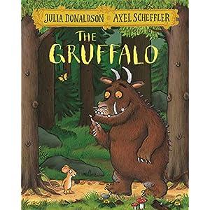 The GruffaloPaperback – 21 April 2016