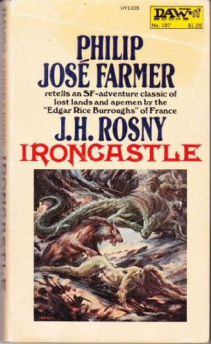 book cover of Ironcastle