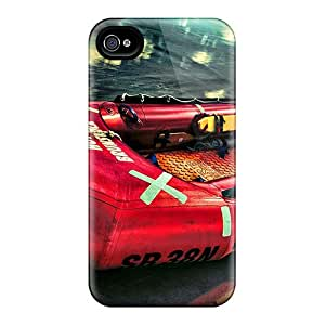 New Design Shatterproof Hnv18269QUTE Cases For Iphone 6plus (inflatable Rescue Boat On The Beach Hdr)