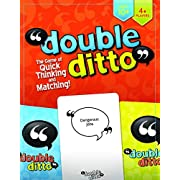 #LightningDeal 92% claimed: Inspiration Play Double Ditto Family Party Board Game