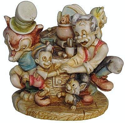 Harmony Kingdom - Disney - Pinocchio