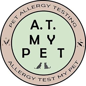 Affinitydna Dog Allergy Test For 114 Allergens Home Sample