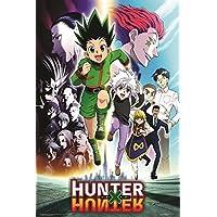"Hunter X Hunter Group Anime Poster - 24"" x 36"""