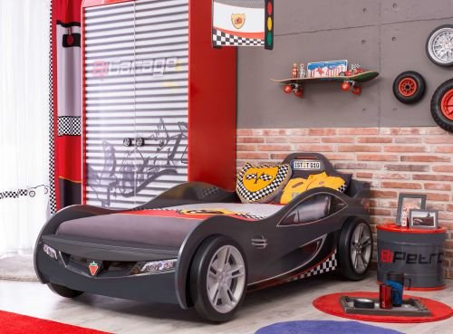 Cilek Coupe Autobett ANTHRAZIT (90x190cm)