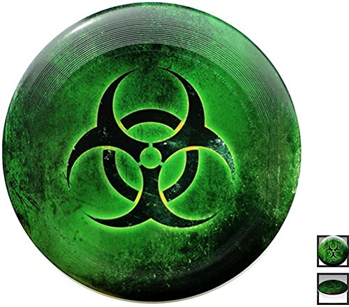 Discraft 175g Supercolor Bio Hazard Ultra Star by Disc Store