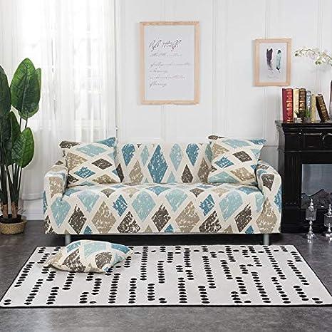 sfwr Protector Sofa Cover Spandex divano fodera rimovibile ...