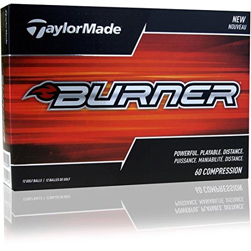 Taylor Made Burner Personalized Golf Balls