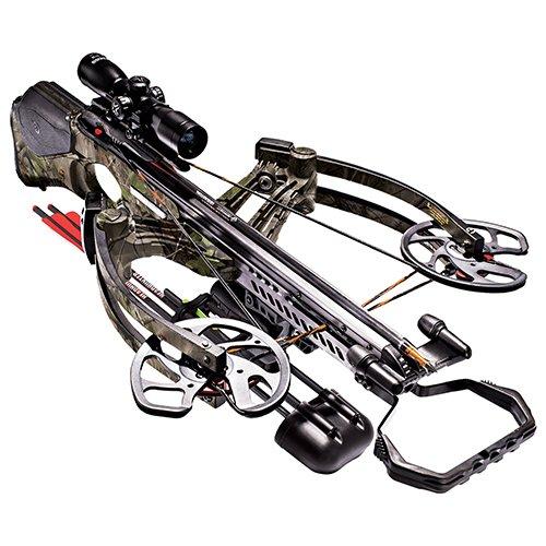 Barnett BC Revengeance Crossbow, 400 FPS, Realtree APG Camo ()