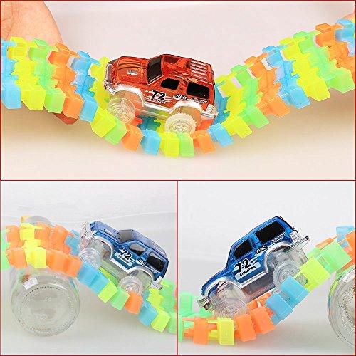 Track Circuit MètresJouet Magic 57 Glow Flexible3 Dnycf Diy H9WIDeYE2