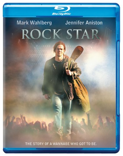 Blu-ray : Rock Star (Digital Theater System, Dolby)