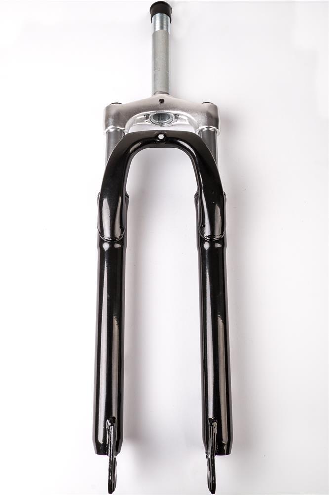 28 pulgadas zoom bicicleta horquilla Trekking 1 1/8 rosca Fork ...
