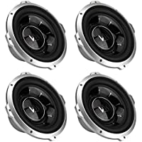 4 VM Audio SRW10 10 3200W Car Subwoofers Power Subs Woofer DVC 4 Ohm 3200 Watts