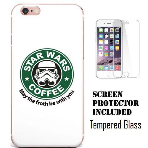 cd408210cb3 star wars (Starbucks) funda para Apple Iphone 6/6S y 6/6S Plus w ...