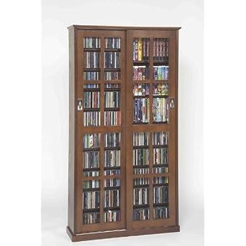 glass front kitchen cabinet doors for sale hinges uk sliding home depot dame ms mission multimedia storage walnut