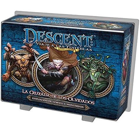 Fantasy Flight Games-La Cruzada de los Olvidados (EDGDJ28) , color/modelo surtido: Amazon.es: Juguetes y juegos