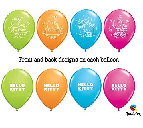 Pioneer Balloon Company 43196.0 043196 Hello Kitty Assortment 11,