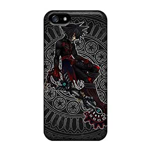 AaronBlanchette Iphone 5/5s Perfect Hard Cell-phone Case Allow Personal Design Attractive Kingdom Hearts Pictures [GSj11787tmXU]