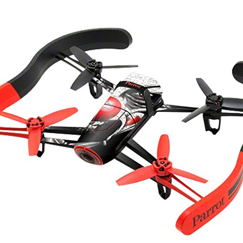 MightySkins スキンデカールラップ オウムステッカー保護カバー 100色展開 Parrot Bebop 2 PABEBOP2-2Mixtape B01AWVXZMQ Parrot Bebop Quadcopter Drone|Evil Clown Evil Clown Parrot Bebop Quadcopter Drone