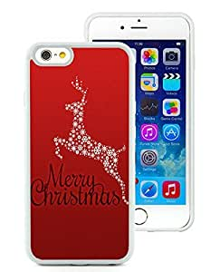 diy phone casePersonalized Design iPhone 6 Case,Christmas animals White iPhone 6 4.7 Inch TPU Case 3diy phone case